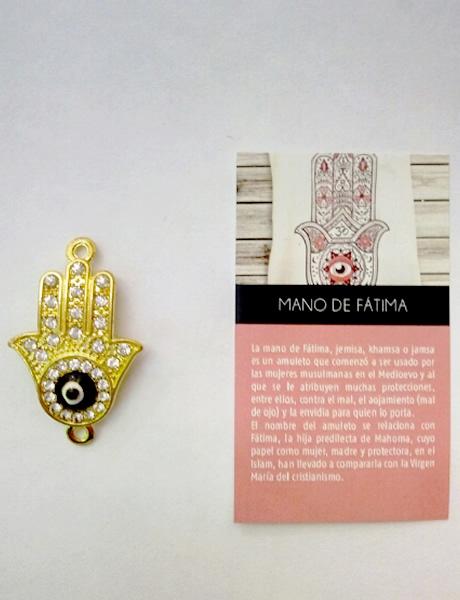 Dije Mano de Fatima 2